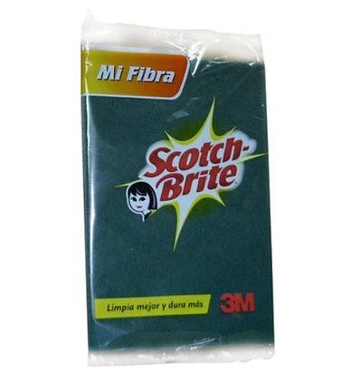 FIBRA VERDE SCOTCH-BRITE, (155X230MM)