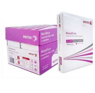 PAPEL XEROX MARATHON 70GR c/10 resmas