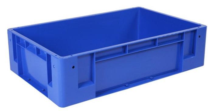 Caja industrial no. 4