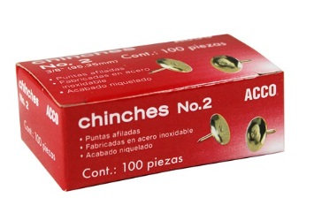CHINCHE #2 100PZ
