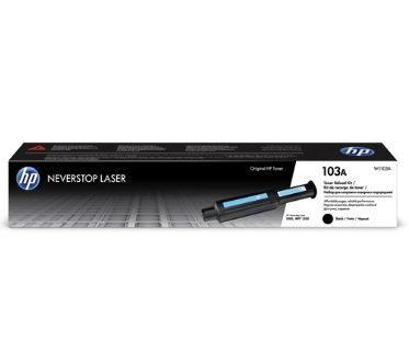 HP 103A BLACK NEVERSTOP LASER TONER