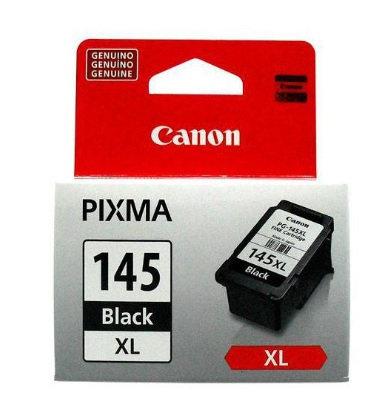 Tinta negra PG 145 XL BK