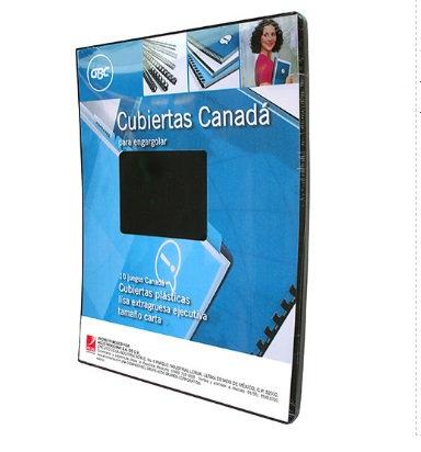 CUBIERTA LISA CARTA PLASTICA CANADA