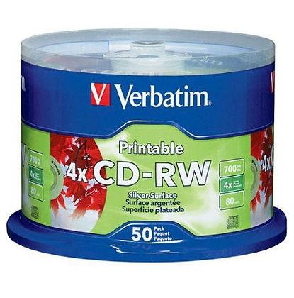 CD-RW 4X 700MB WIJ