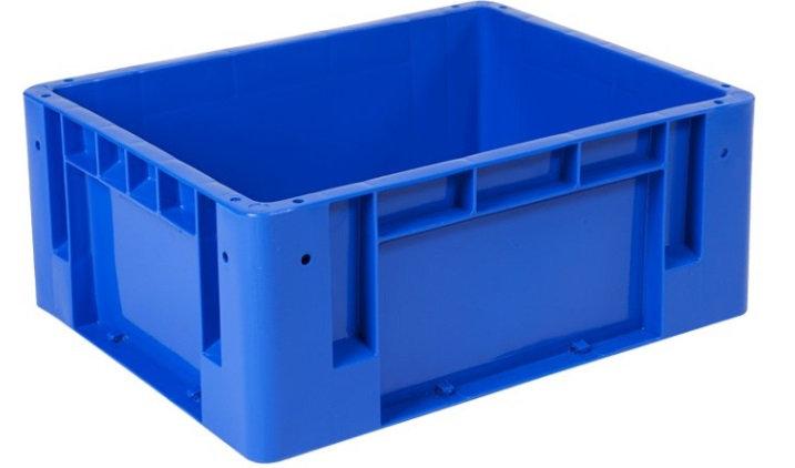 Caja industrial no. 3