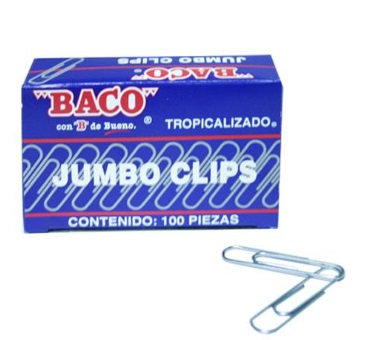 CLIP BACO JUMPO TROPICALIZADO