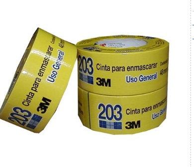 Cinta masking tape 203 18x50, 1 pieza