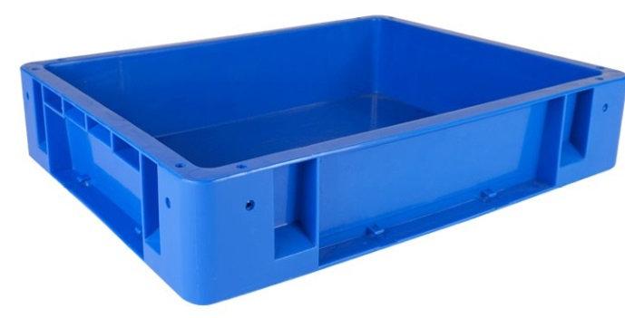 Caja industrial no. 2