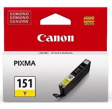 Tinta CLI151 Y Amarillo
