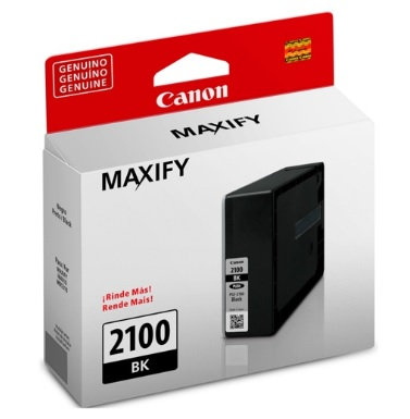 Tanque de tinta Canon PGI-2100 BK
