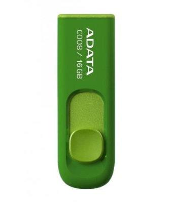 MEMORIA USB ADATA C008 16GB RETRACTIL