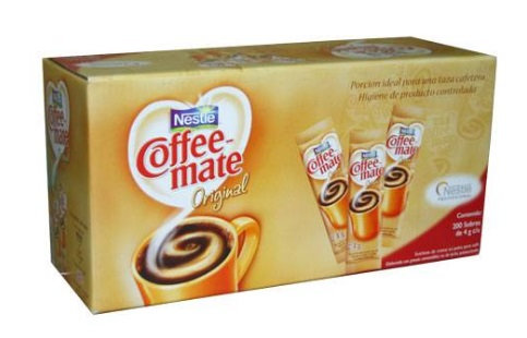 COFFEE MATE ORIGINAL DE STICK 200PZAS
