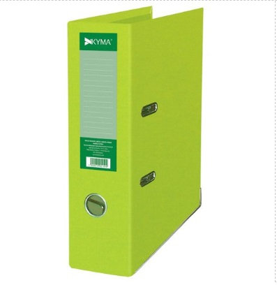 Registrador Kyma Carta de color verde