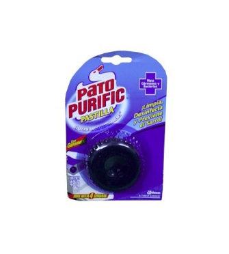 PASTILLAS PATO PURIFIC AZUL DE 40 GRAMOS