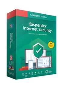 KASPERSKY INTERNET SECURITY 5 DIS 1 AÑO