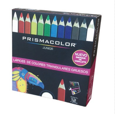 Colores PRISMACOLOR caja con12