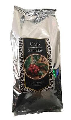 CAFE EN GRANO SAN BLAS, 454G