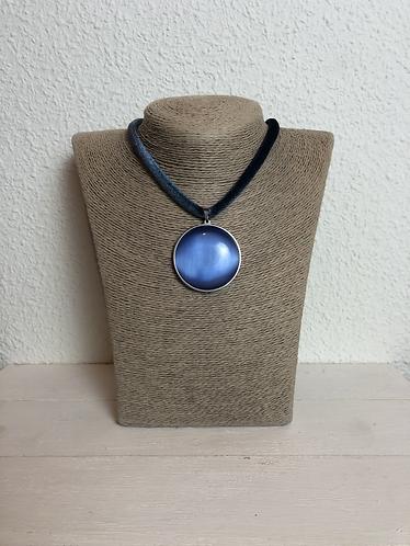 Gargantilla Dalma Azul