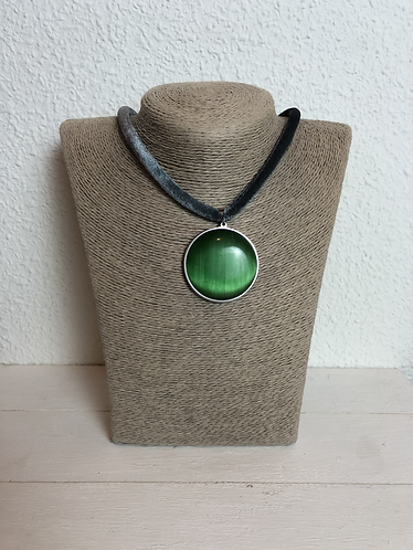 Gargantilla Dalma Verde