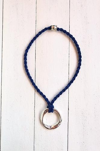 Gargantilla Azul Marino