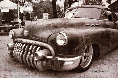 1950 Buick Special Jetback Deluxe