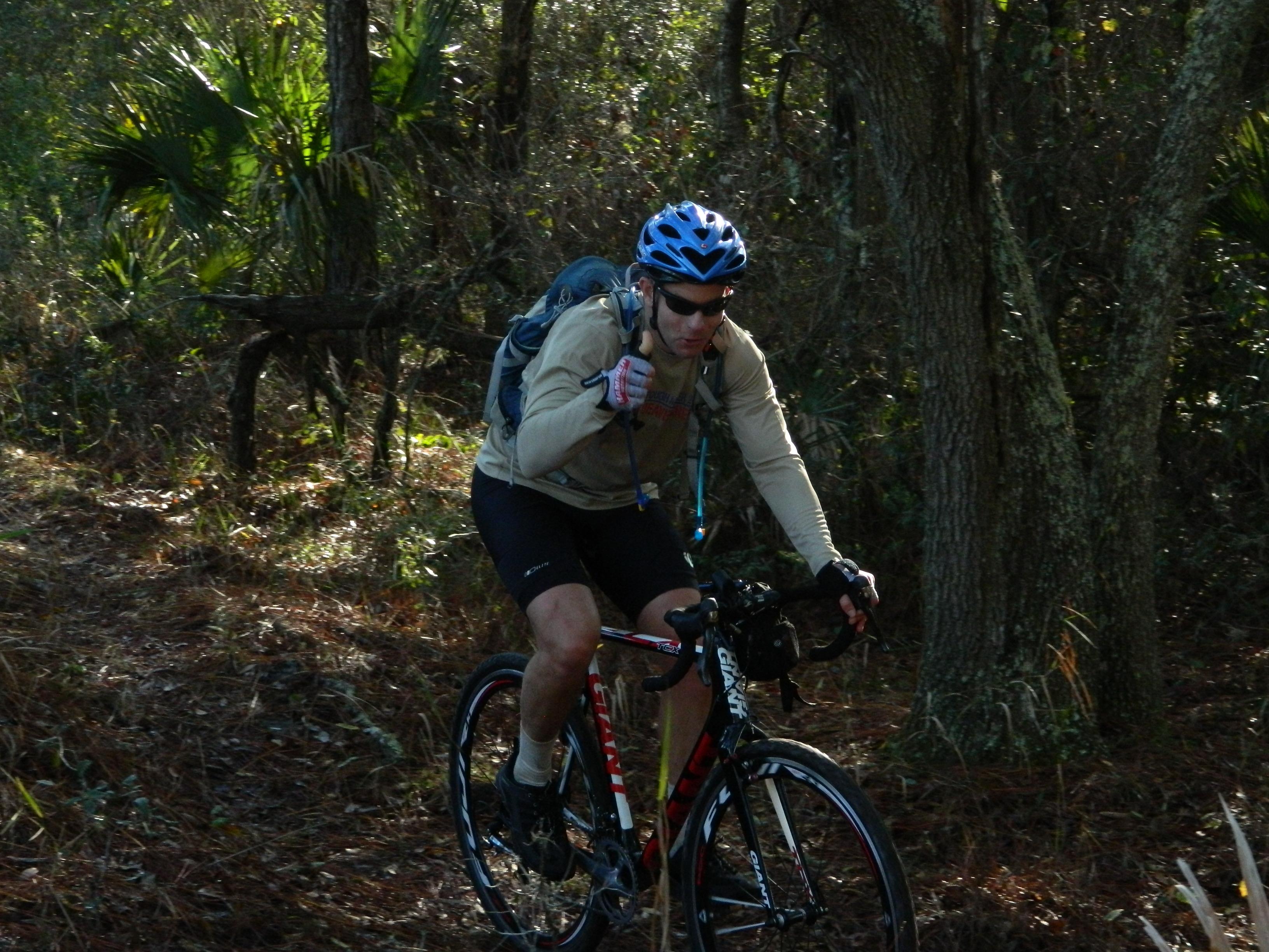 Bring your Cyclocross Bike