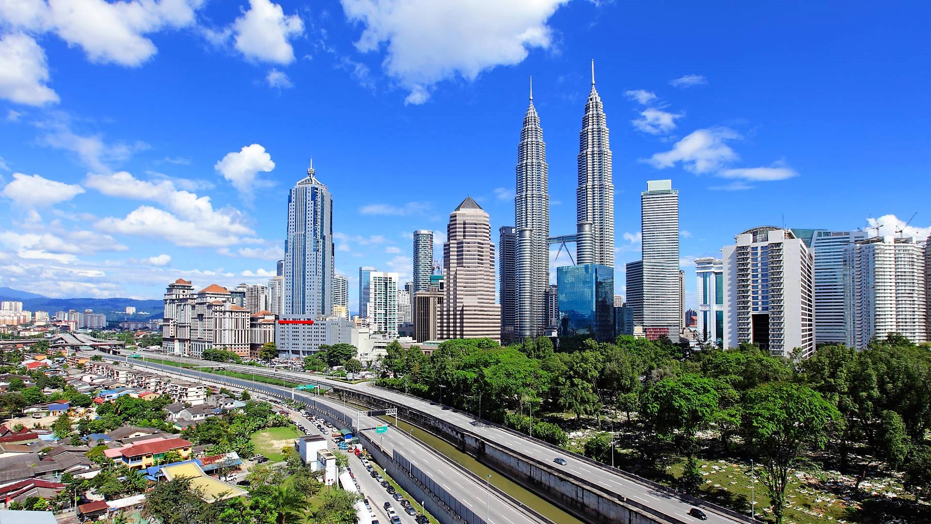 Kuala-Lumpur View