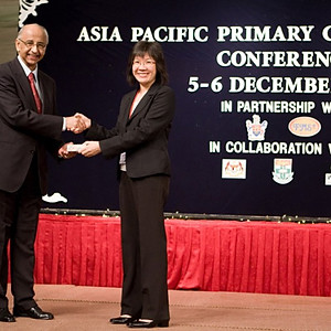 Asia Pacific Primary Care Research Conf