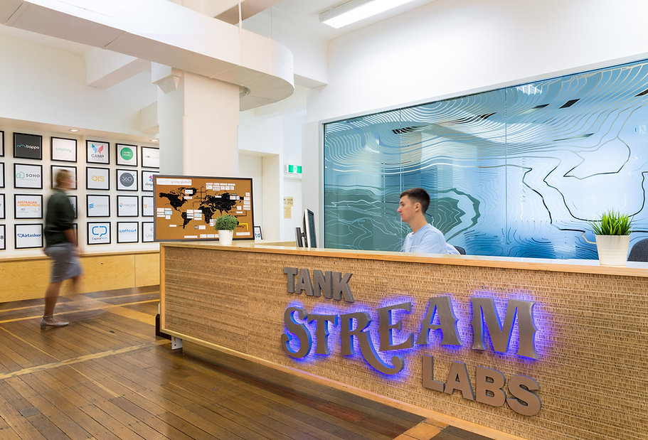 Tank Stream Labs Co-working space