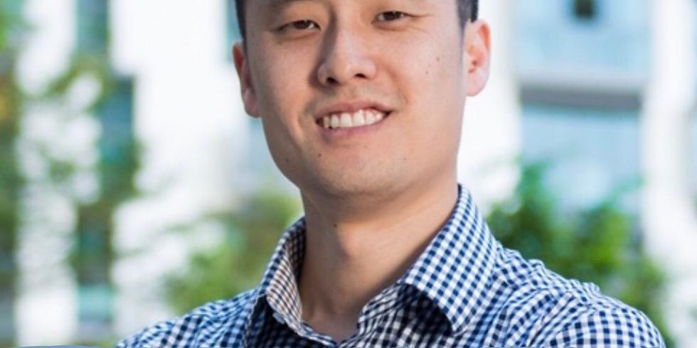 TSL Lunch & Learn: Global Startup Series - Jonathan Lui, Singapore
