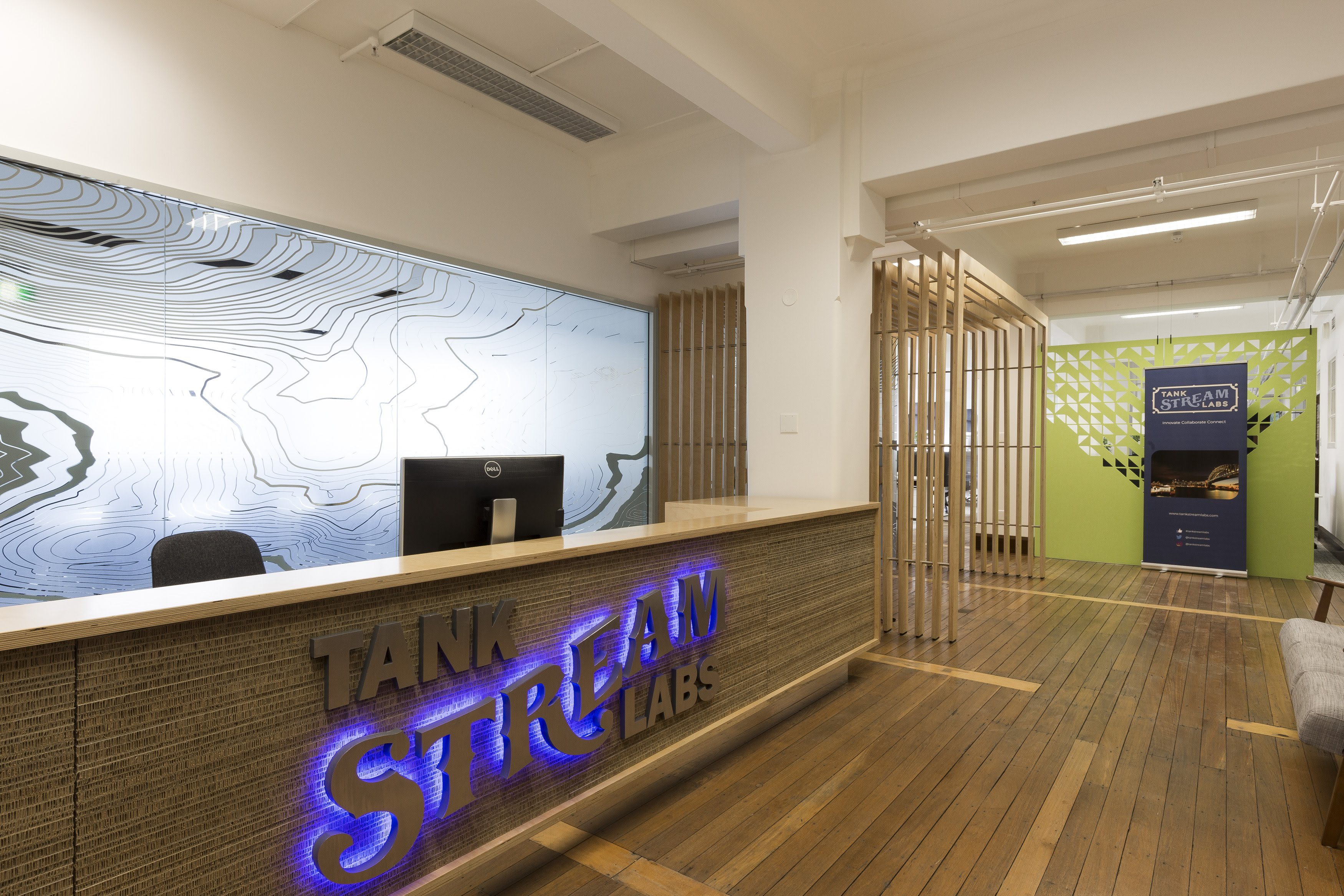 Tank Stream Labs Sydney Start-up Hub
