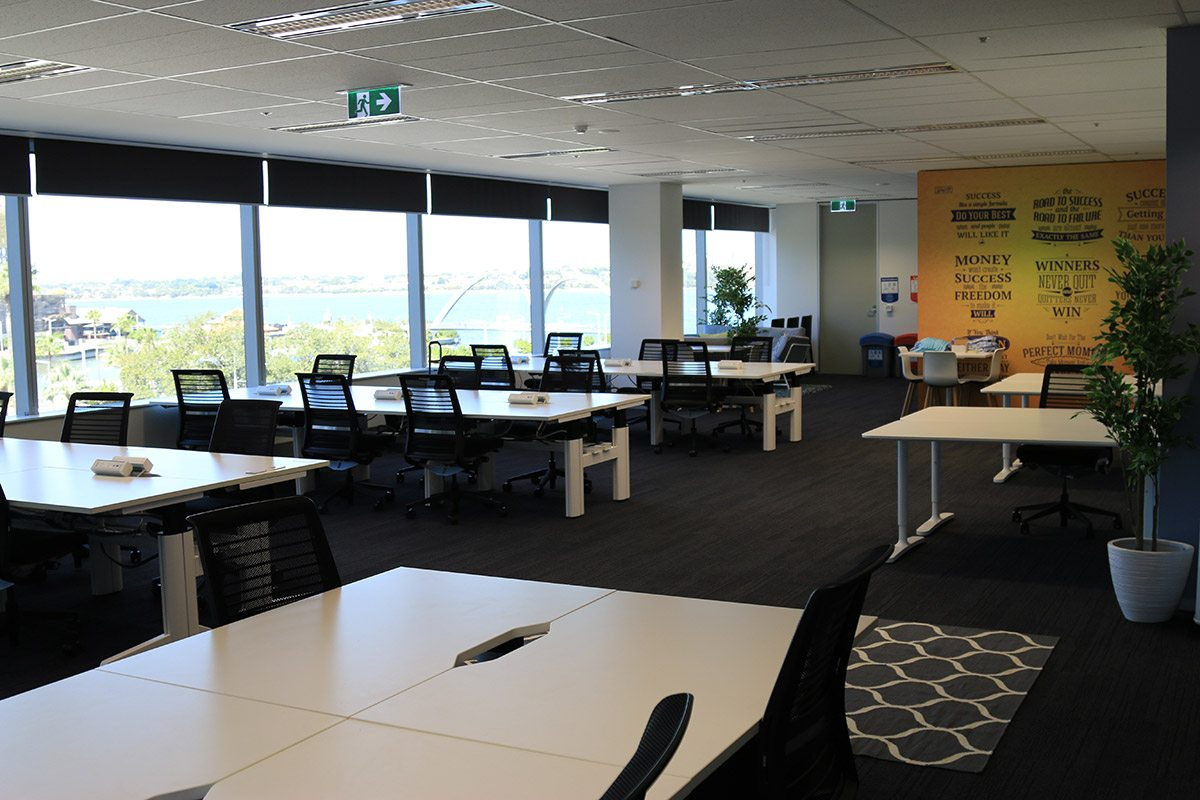 Tank Stream Labs Perth office space
