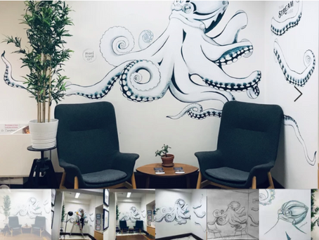 The Truth About How The Octopus Inhabited Sydney Startup Hub.