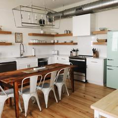 That kitchen!