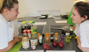 Maymessy Cookery School host Faringdon Group