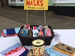 Faringdon Group selling face masks!