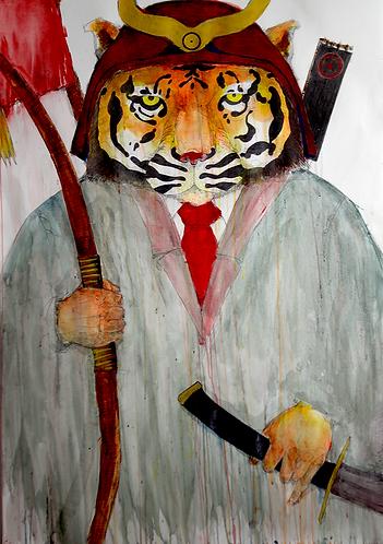 Dani Buch - Samurai
