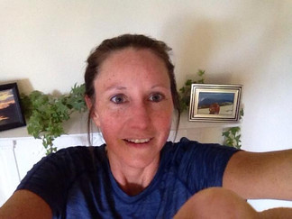 Pip ran 104km in a week