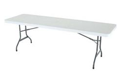 folding 6ft commercial trestle table