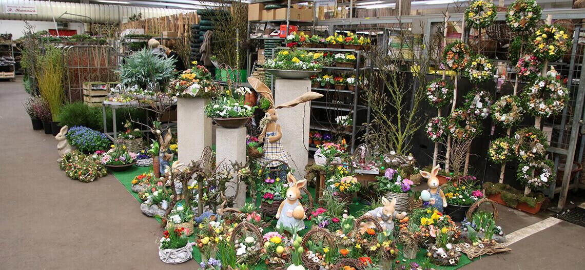 Impressionen der Floratrend