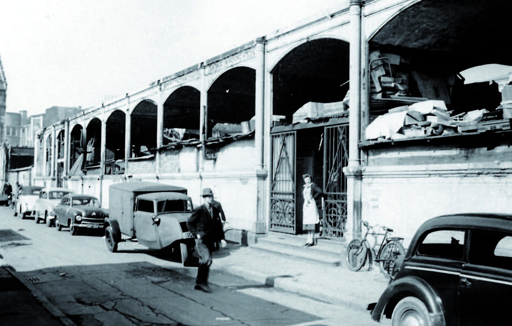 Kleinmarkthalle Hasengasse
