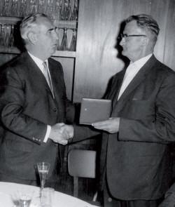 Ernst Schröder, Wilhelm Wollrab