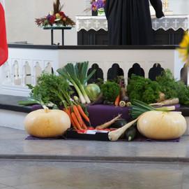 Høstgudstjeneste 2017