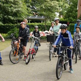 Sommerskole cykler 2015