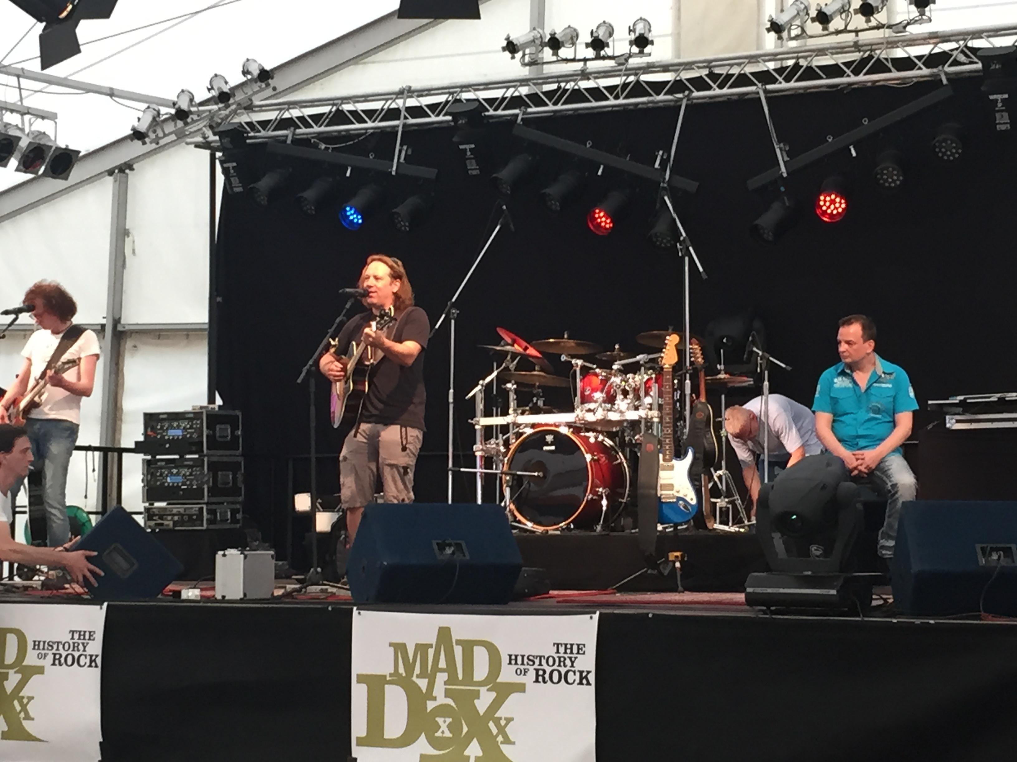Stadtfest Aue 2015