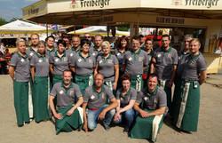 MCL-Team Stadtfest Aue 2016