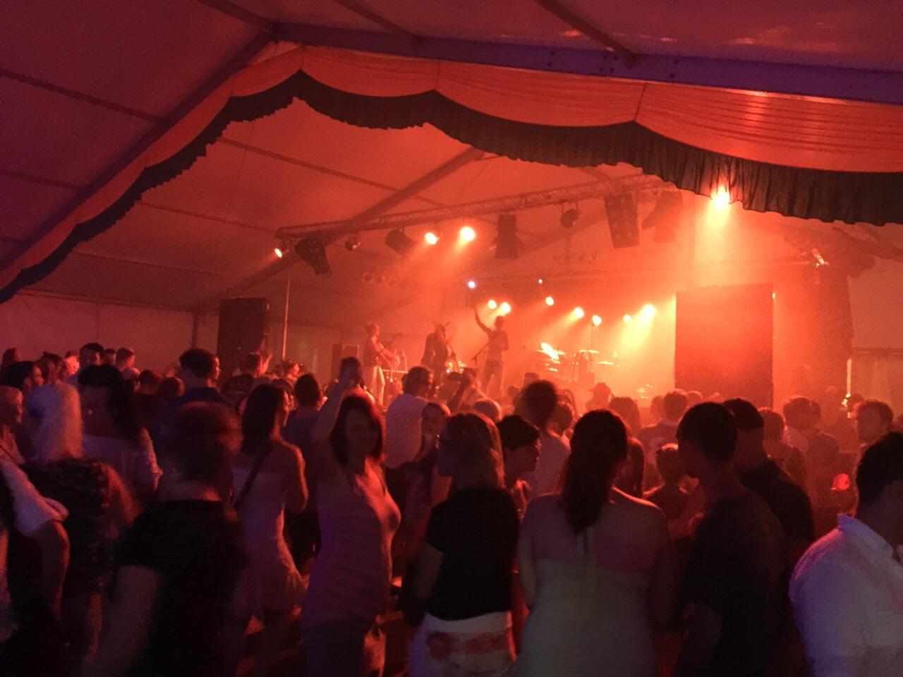 XXL EVENT zum Stadtfest Aue 2015