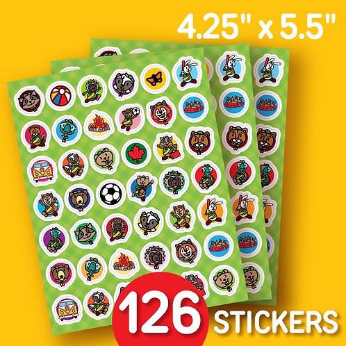 Sticker Rewards