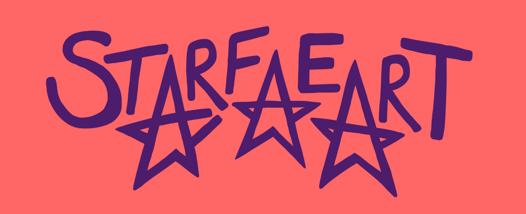 Star Far Art Banner Design