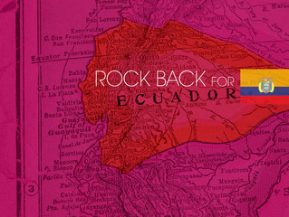 Rock Back for Ecuador